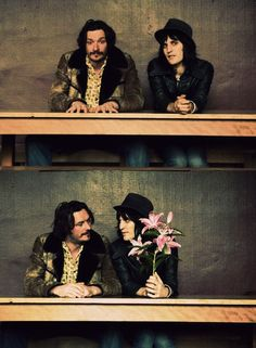 """Look into your heart."" jullian barratt and noel fielding.The Mighty Boosh Mighty Mighty, The Mighty Boosh, English Comedians, Julian Barratt, British Comedy, British Humor, John Mulaney, Noel Fielding, Through Time And Space"