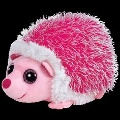 b7063eecf28 Ty Beanie Boos Regular - Mrs Prickly Pink Hedgehog Beanie Babies Soft Toy  NWMT in Toys
