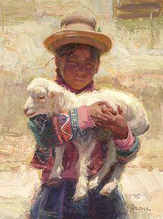 Portrait Art, Pet Portraits, Portrait Paintings, Oil Paintings, Painting Inspiration, Art Inspo, South African Tribes, Blood Art, Black Art Pictures