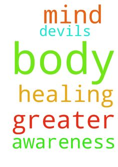 healing of mind and body and greater awareness of the - healing of mind and body and greater awareness of the devils own. Posted at: https://prayerrequest.com/t/QOF #pray #prayer #request #prayerrequest