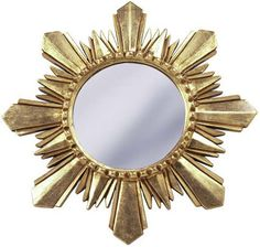 I LOVE this sunburst mirror...it's similar to the one on the Filipino flag.