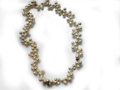 Pearl Necklace DIY