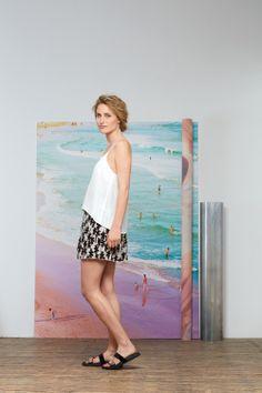 Pimkie Summer 2014 #Lookbook #collection #mode #femme #fashion #blogger @Christina & Laurey & @Suzana Ramalho Who #backstage