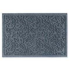 Frontgate - available in brown WATER & DIRT SHIELD ™ Fall Day Door Mat