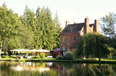 Auberge du Lac - Intimate wedding venue in Hertfordshire.