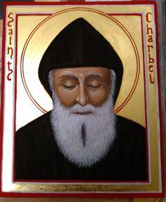 Saint Charbel Makhlouf (Liban)