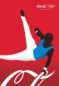 Coca-Cola: Athletes, Artistic Gymnast