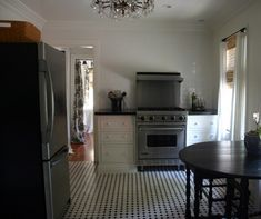 one of my favorite kitchens - Janet's from The Gardeners Cottage