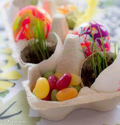Pääsiäinen, easter, decoration, sisustus, diy, itetein, pääsiäisaskartelua, rairuoho