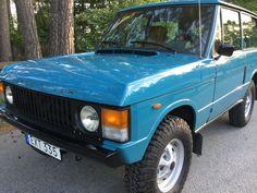 1981 Land Rover Range Rover - Classic