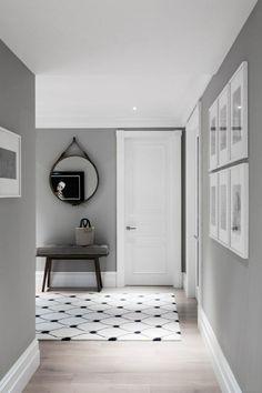 Wandfarbe Grau - die perfekte Hintergrundfarbe in jedem Raum