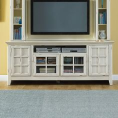 Liberty Furniture New Generation Entertainment TV Stand at ATG Stores
