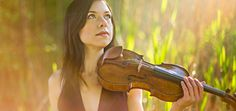 American violinist Tessa Lark has in recent years firmly established herself as one of the new generation's most outstanding young string virtuosi.