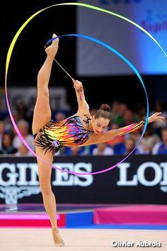 Katsiaryna Halkina (Belarus), World Championships (Stuttgart) 2015