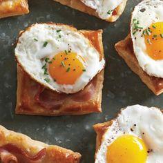 Morning Glory: Egg Breakfast Sandwiches