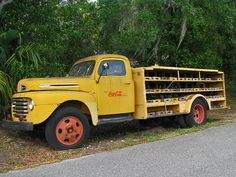 Coca Cola Truck - Coke Truck by Muskrat5489, via Flickr