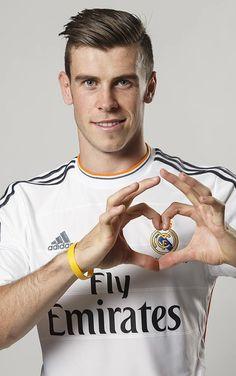 Gareth Bale gone to Real Madrid......