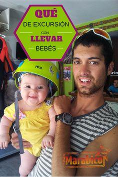 Qué llevar a una excursión con #bebés