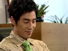 Kim Sung Soo as Yoo Min Hyuk ♥ Full House