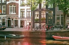 in Amsterdam -