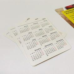 Calendarios de bolsillo personalizados-Bramona Impressió Digital algo más que una copistería en el centro de Barcelona