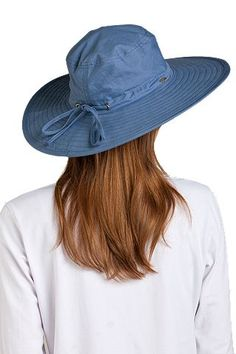 Summer Sun Hat: Sun Protective Clothing - Coolibar