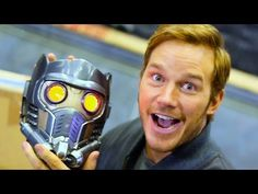 Hilarious Guardians Of The Galaxy 2 Video Shows Off Ships, Weapons, And Lots Of Chris Pratt - CINEMABLEND