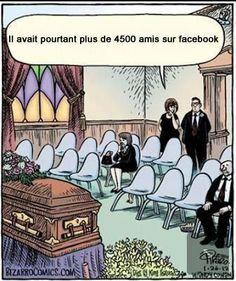 Les 4500 amis Facebook: De la poudre aux yeux...