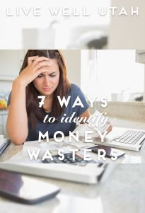 How to identify your money wasters. #budgeting #finance