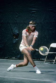 Bjorn Borg (Sweden) - 1978 US Open