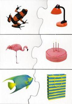 الصورة: Color Puzzle, Color Games, Preschool Printables, Main Colors, Toddler Activities, Special Education, Montessori, Board Games, Homeschool