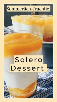 Solero Dessert Tatlı tarifleri – The Most Practical and Easy Recipes Dessert Simple, Bon Dessert, Dessert Food, Summer Desserts, Summer Recipes, Food Porn, Quick Dessert Recipes, No Bake Snacks, Recipe For 4