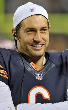 Jay Cutler. My manager at turonis brother. Yes this is her brother