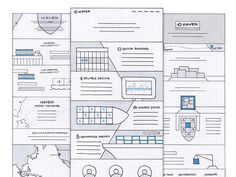 We just started a new project for a company that is planning on disrupting the global shipping industry, Haven. Here you can see how we begin each project, with high-fidelity conceptual sketches. S...