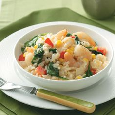 Shrimp Risotto: easy, yummy, perfect!
