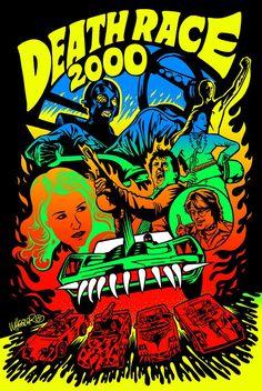 Death Race 2000 (1975) (Paul Bartel)