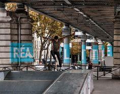 réalité installation in paris by boa mistura - designboom   architecture