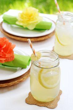 lemon party ideas