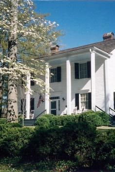 Archibald Smith Plantation Home In Historic Roswell GABeautiful