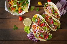 Bold & Adventurous - Pairing Wine & Tacos: it's time to talk tacos! When it comes time to pull a cork at your next fiesta, we like spicy and complex reds like #Tempranillo or #Malbec with beef, pork and lamb. If fish or chicken is on the menu, flavourful unoaked whites like #SauvignonBlanc or #Soave are sure to pleaser.