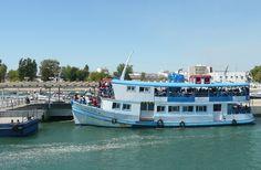 Barco para a Armona, Olhao, Algarve Credit : Lolo