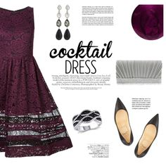 A fashion look from February 2016 featuring Alice + Olivia dresses, Christian Louboutin pumps and Nina clutches. Browse and shop related looks.