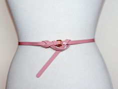 12 awesome ways to knot a belt