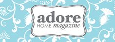I want every single thing from the Adore Home magazine shop. Yup. Everything.
