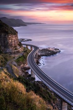 Sea Cliff Bridge, Clifton, Australia