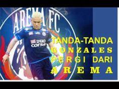 GONZALES Gantung Sepatu - Last Game for AREMA
