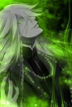 Undertaker    kuroshitsuji book of atlantic / #anime