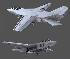 Lockheed Boeing's AFX Fighter