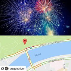 #Repost @praguedriver  Prague welcomes the year 2017 with a traditional fireworks show.  The fireworks will be launched today 1.1.2017 at 18:00 from Letná Parks and can be best watched from the bridges and embankments:  bridges (Čechův Mánesův Štefánikův Charles Bridge) embankments (Dvořákovo) Petřín Hill Letná Parks Riegrovy sady Park Vítkov Hill #letna #newyear #firework #vitkov #europe_vacations @prague.today #praguevacation #oldtownprague