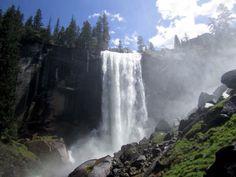 Yosemite, Mist Trail